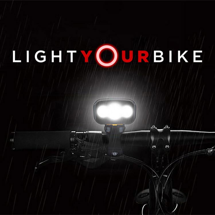 Oplaadbare & LED Fietsverlichting: de beste keuze!