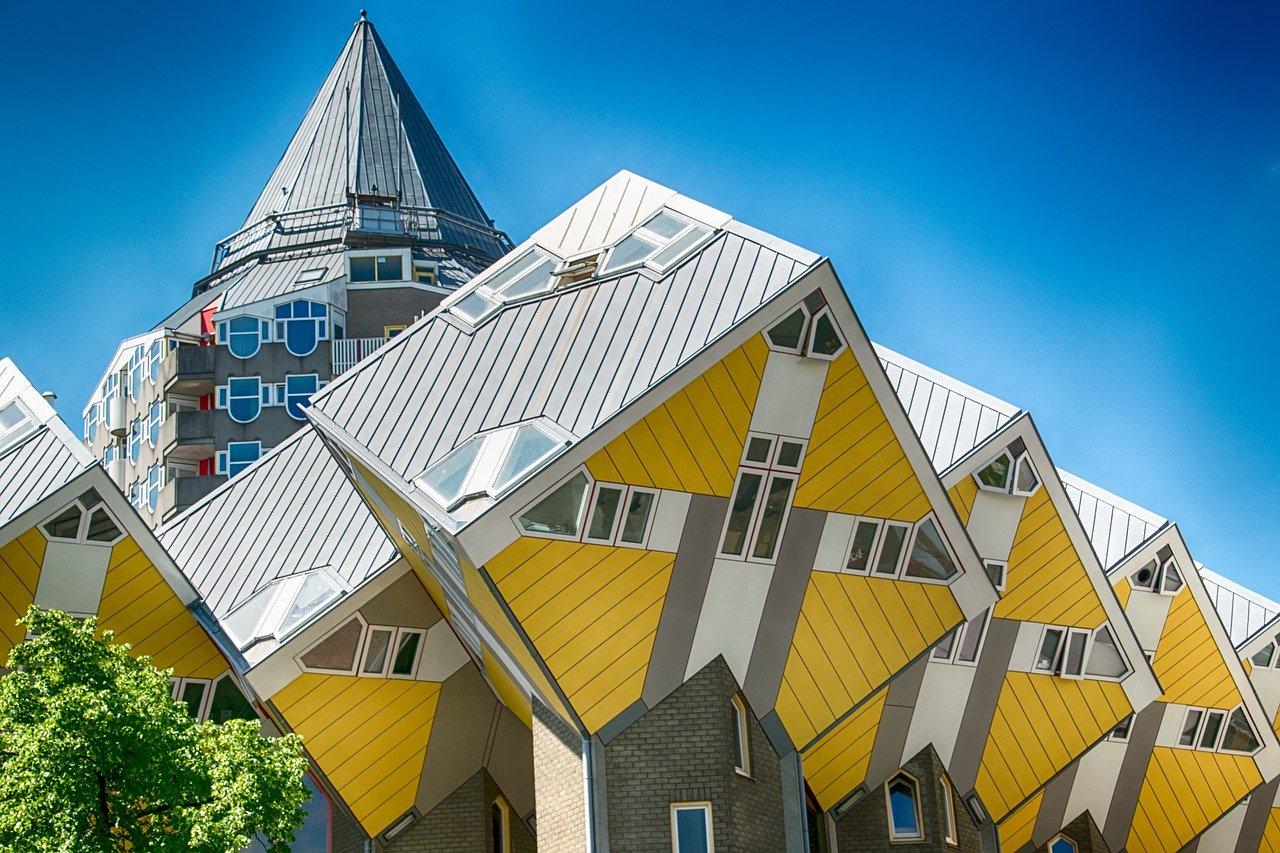 Rotterdam, de perfecte stedentrip bestemming in eigen land!