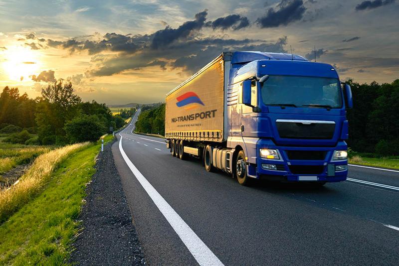 Uw logistieke partner voor transport